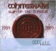 Slip of the Tongue [20th Anniversary Deluxe Edition] [Bonus Tracks] [CD/DVD]]