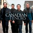 CD Cover Image. Title: The Canadian Tenors, Artist: The Tenors