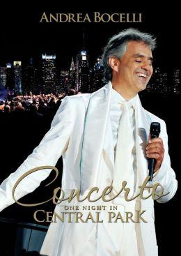 Andrea Bocelli: Concerto - One Night in Central Park