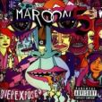 CD Cover Image. Title: Overexposed, Artist: Maroon 5