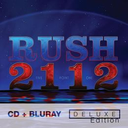 2112 [CD/BR] [Deluxe Edition]
