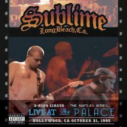 3 Ring Circus: Live at the Palace [CD/DVD]