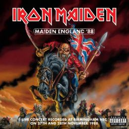 Maiden England '88 [2 CD]