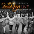 CD Cover Image. Title: Live: The 50th Anniversary Tour, Artist: The Beach Boys