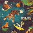 CD Cover Image. Title: In a Tidal Wave of Mystery, Artist: Capital Cities