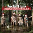 CD Cover Image. Title: Duck the Halls: A Robertson Family Christmas, Artist: The Robertsons