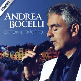 Amor en Portofino [CD & DVD]