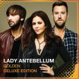 CD Cover Image. Title: Golden [Deluxe Edition], Artist: Lady Antebellum