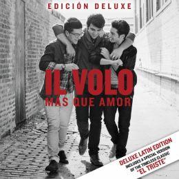 Más Que Amor [CD/DVD Deluxe Version]