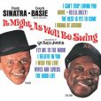 CD Cover Image. Title: It Might as Well Be Swing, Artist: Count Basie