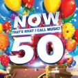 CD Cover Image. Title: Now That's What I Call Music, Vol. 50