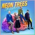 CD Cover Image. Title: Pop Psychology, Artist: Neon Trees