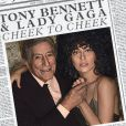 CD Cover Image. Title: Cheek to Cheek, Artist: Tony Bennett & Lady Gaga