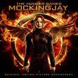 CD Cover Image. Title: The Hunger Games: Mockingjay, Pt. 1, Artist: