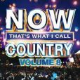 CD Cover Image. Title: Now That's What I Call Country, Vol. 8