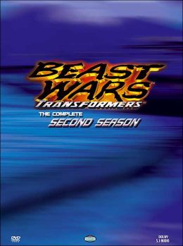 Beast Wars Transformers: the Complete Second Season