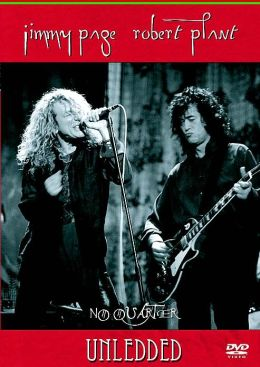 Jimmy Page/Robert Plant: No Quarter: Page and Plant Unledded
