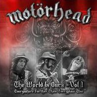 The World Is Ours, Vol. 1: Everywhere Further Than Everyplace Else [CD/DVD]