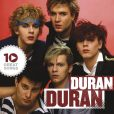CD Cover Image. Title: 10 Great Songs, Artist: Duran Duran