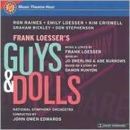 Guys and Dolls [1995/2000 Jay Studio Cast]