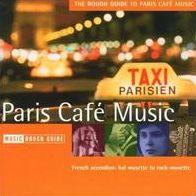 Rough Guide To Paris Cafe Music