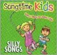 CD Cover Image. Title: Silly Songs, Artist: Songtime Kids