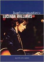 Live From Austin TX: Lucinda Williams