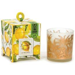 Lemon Basil Soy Wax Candle