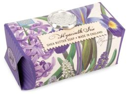 Hyacinth Iris Large Bath Bar Soap