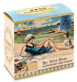 By The Sea Shea Butter Boxed Little Soap