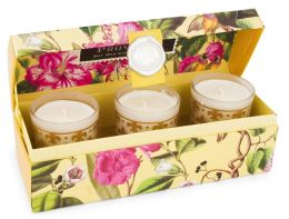 Provence Triple Votive Candle Gift Set