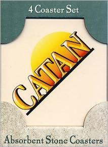 Catan Coaster Set