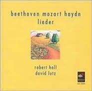 Beethoven, Mozart, Haydn: Lieder