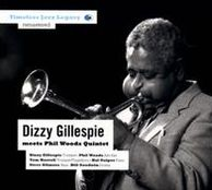 Dizzy Gillespie Meets the Phil Woods Quintet