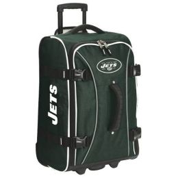 Athalon Sportsgear 173JET Athalon NFL Wheeling Hybrid Luggage 29 in. New York Jets Green