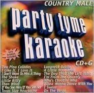 Party Tyme Karaoke: Country Male