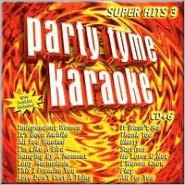 Party Tyme Karaoke: Super Hits, Vol. 3