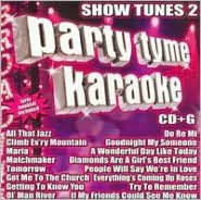 Party Tyme Karaoke: Show Tunes, Vol. 2