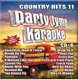 Party Tyme Karaoke: Country Hits, Vol. 11