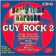 Party Tyme Karaoke: Guy Rock 2