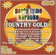 Party Tyme Karaoke: Country Gold, Vol. 1