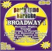 Party Tyme Karaoke: Broadway, Vol. 1