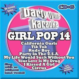 Party Tyme Karaoke: Girl Pop, Vol. 14