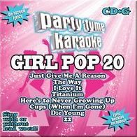 Party Tyme Karaoke: Girl Pop, Vol. 20