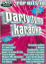 Party Tyme Karaoke: Pop Hits, Vol. 10