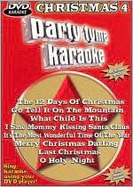 Party Tyme Karaoke DVD Christmas, Vol. 4
