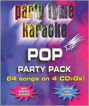 Party Tyme Karaoke: Pop Party Pack