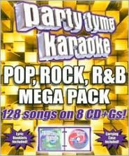 Party Tyme Karaoke: Pop, Rock, R&B Mega Pack