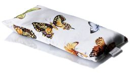 Silk Eye Pillow, Butterfly