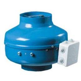Acme Miami AFG-5XL 5 in. Centrifugal Fan Metal Housing - 232 CFM - Blue